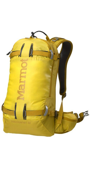 Marmot Sidecountry 22 Yellow Vapor/Green Mustard